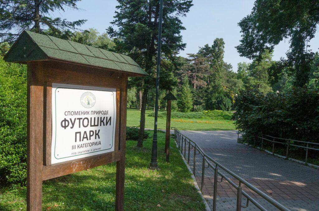 Futoški park