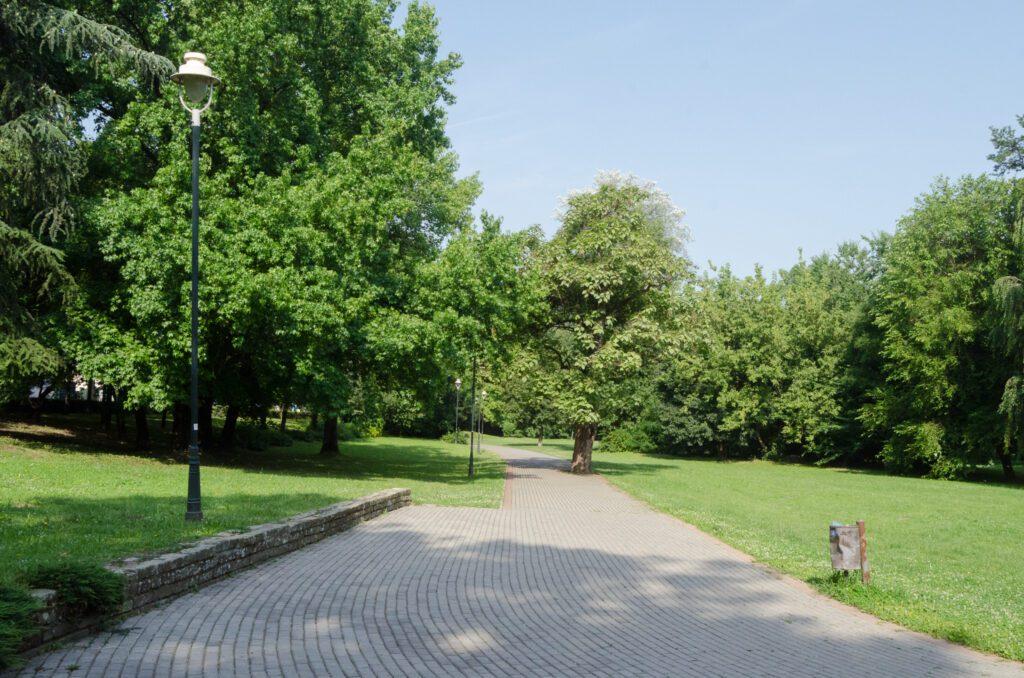 Futoški park u Novom Sadu