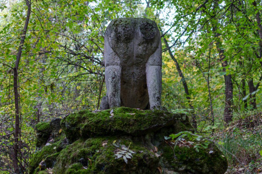 Kamenički park Sfinga