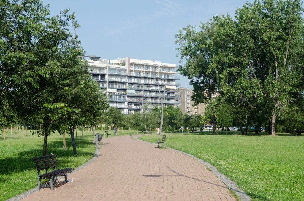 Limanski park Liman