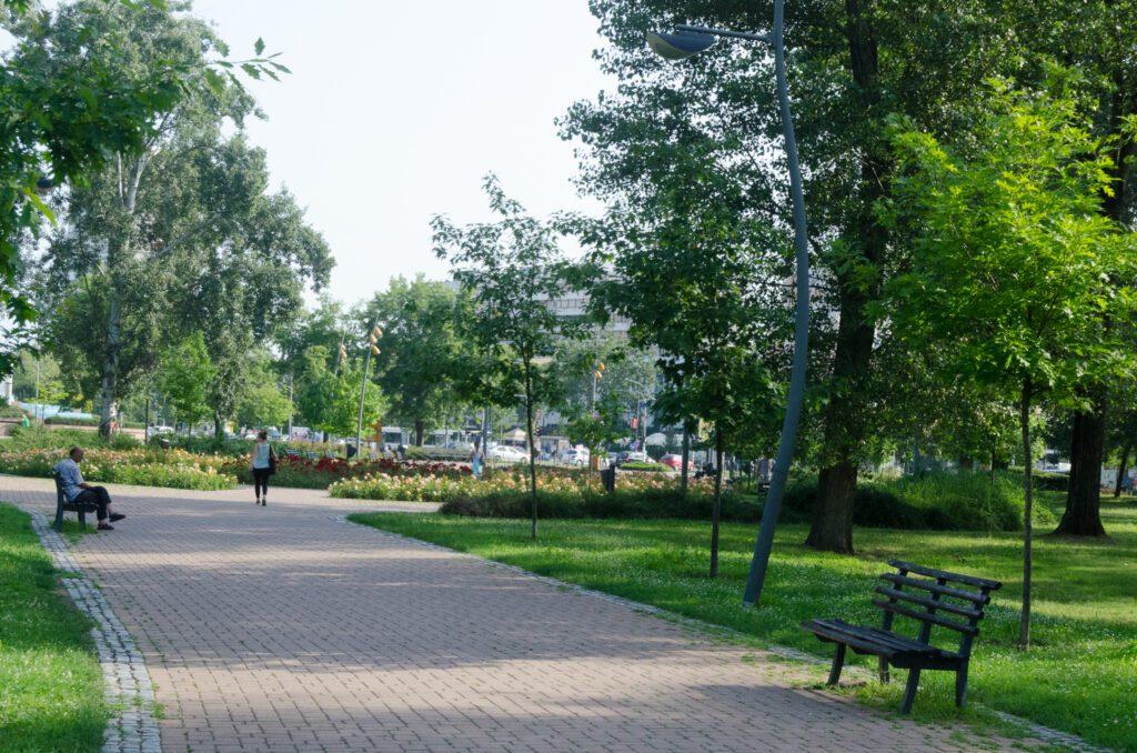 Limanski park u Novom Sadu
