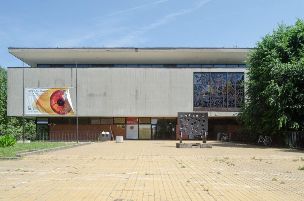 Museum of Contemporary art of Vojvodina