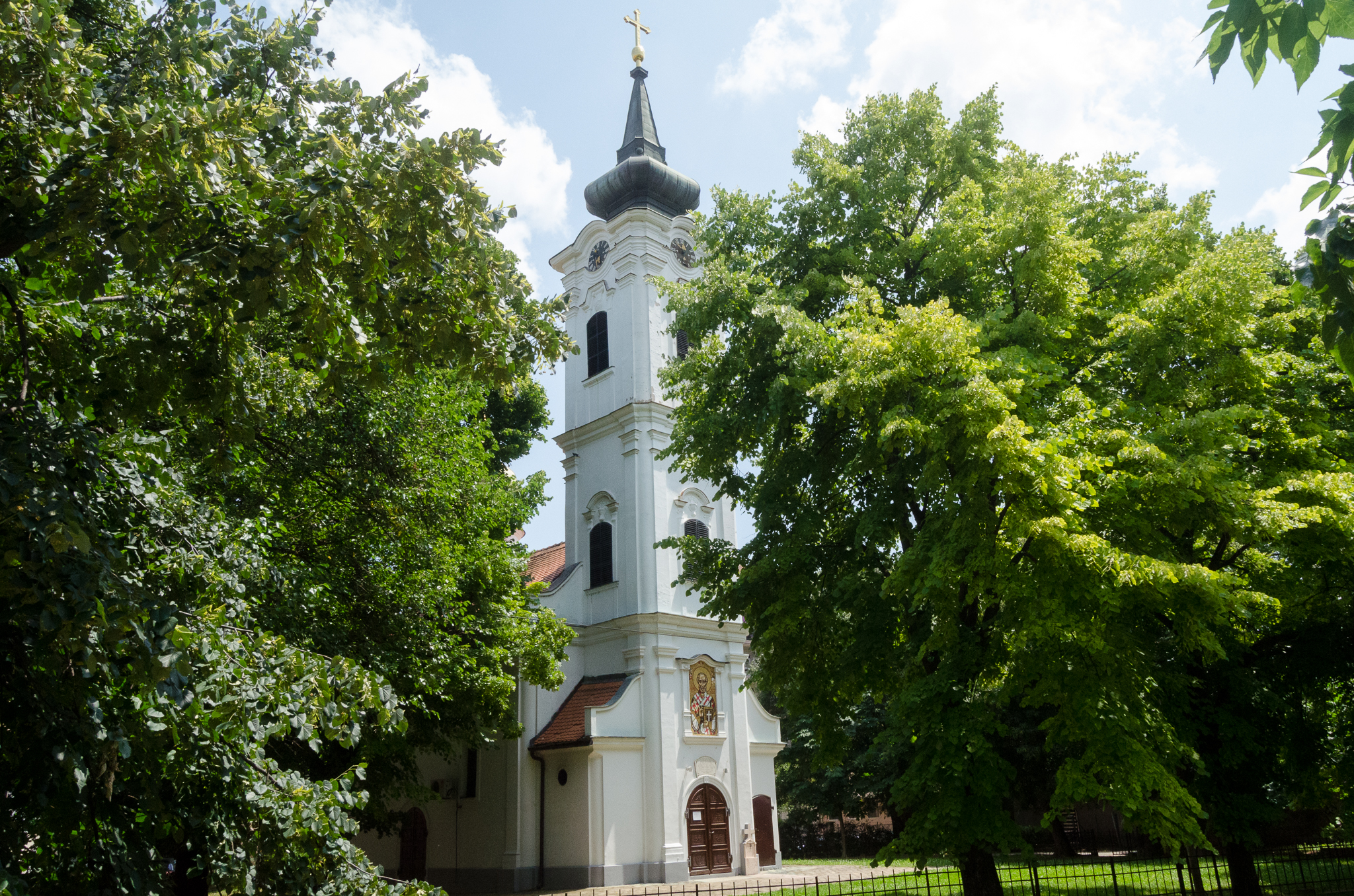 Nikolajevska Church