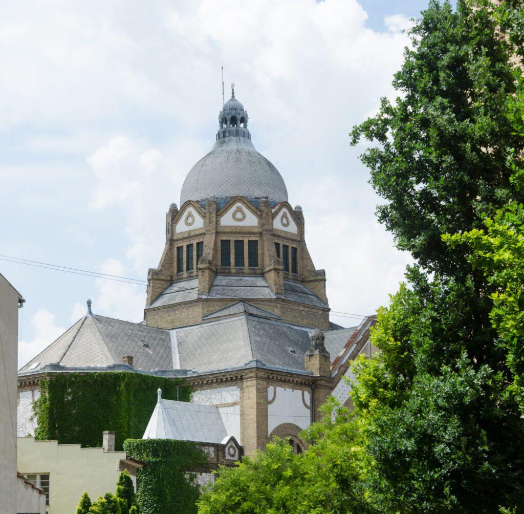 Novosadska Sinagoga