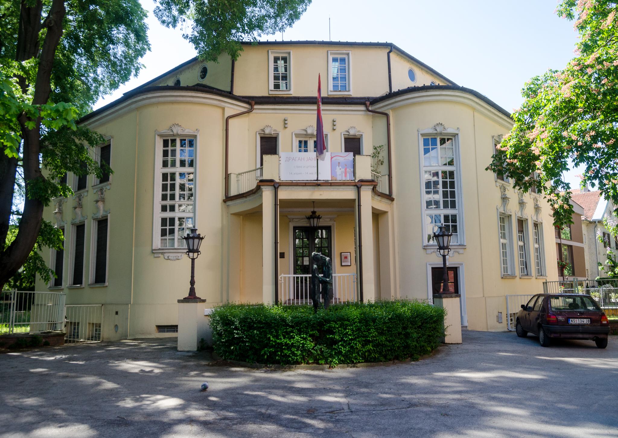 Poklon zbirka Rajka Mamuzića Novi Sad