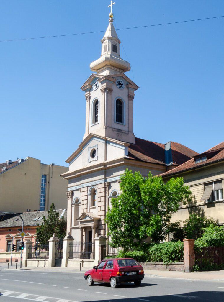 Slovačka-evangelička crkva