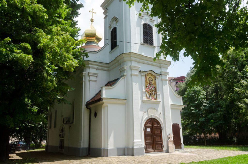 Srpskа prаvoslаvnа crkvа prenosa moštiju sv. Nikole - Nikolajevska crkva