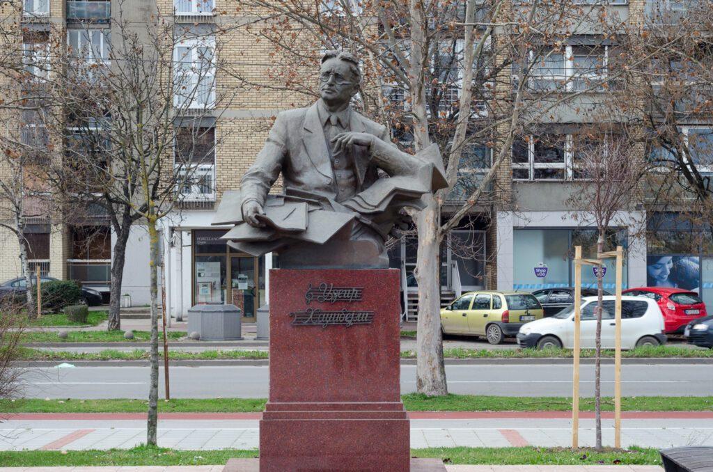 Bista azerbejdžanskog kompozitora Uzeira Hadžibejlija