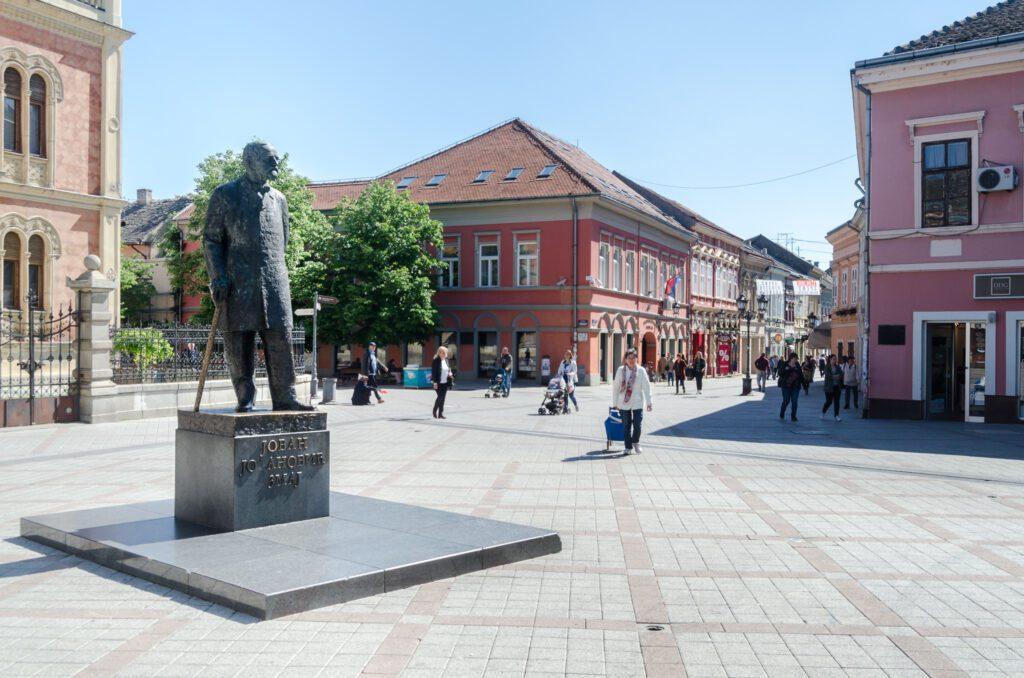 Figura Jovana Jovanovića Zmaja
