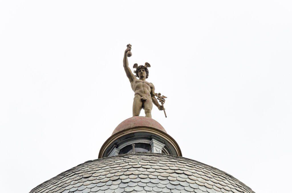Merkur Zgrada centralnog kreditnog zavoda