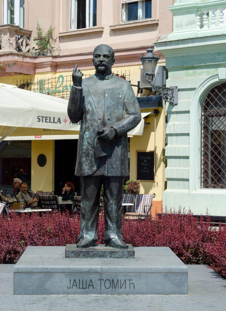 Spomenik Jaši Tomiću