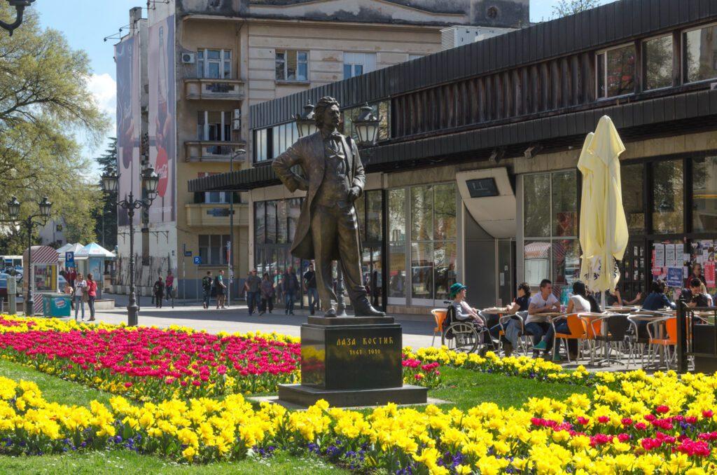 Spomenik Lazi Kostiću