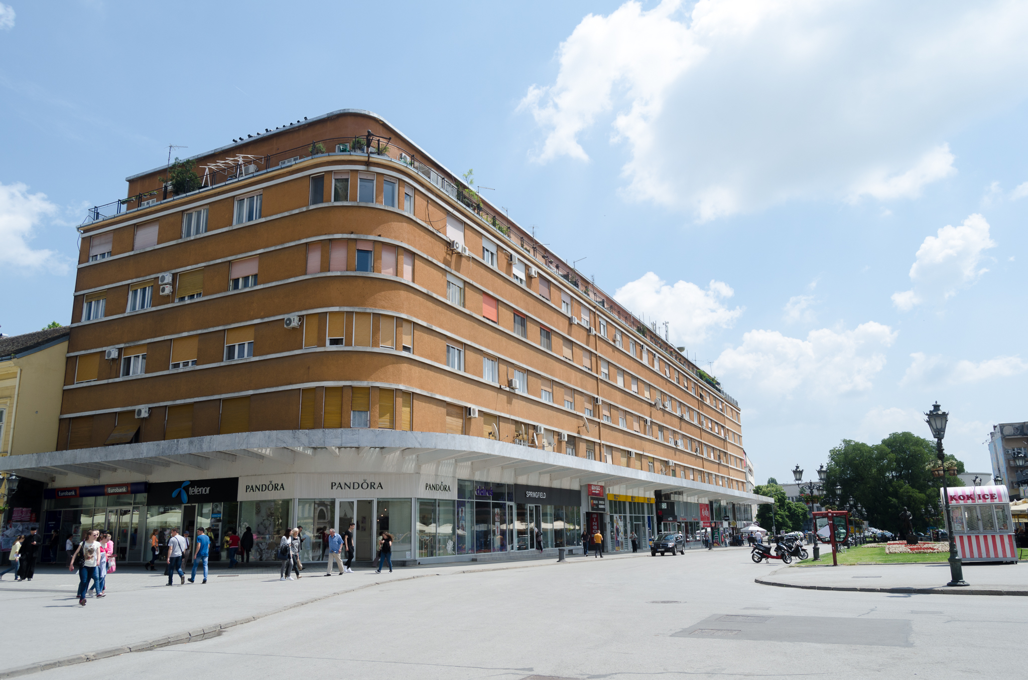 Tanurdžićeva palata