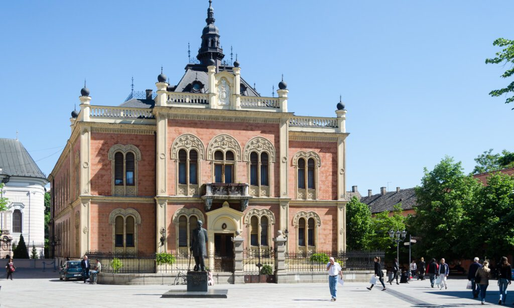 Vladičanski dvor Novi Sad