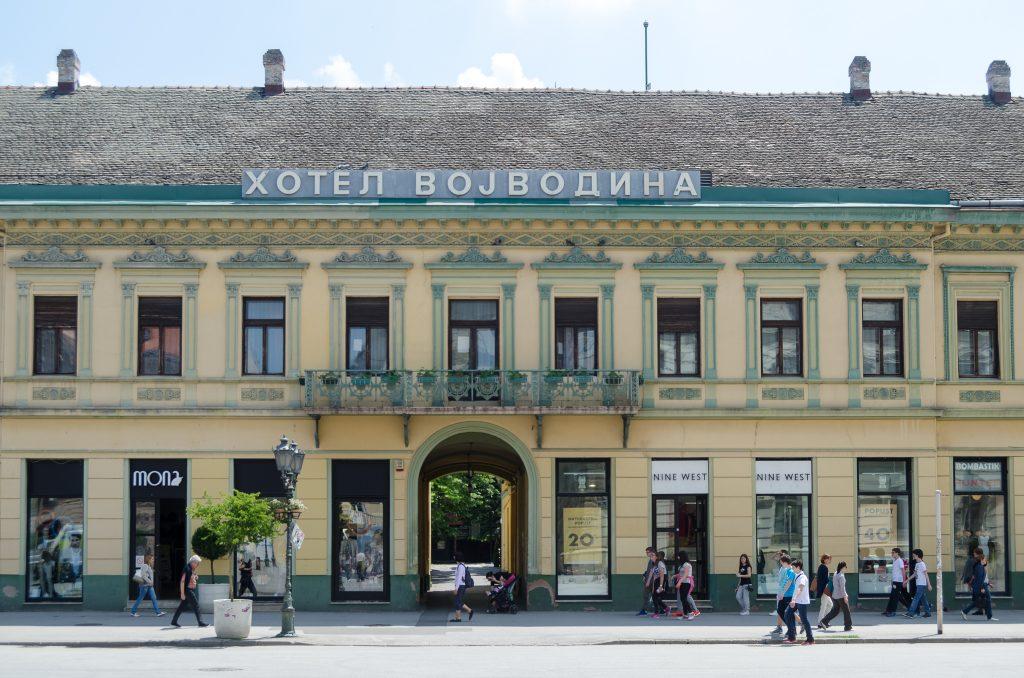 Zgrada Hotela Vojvodina