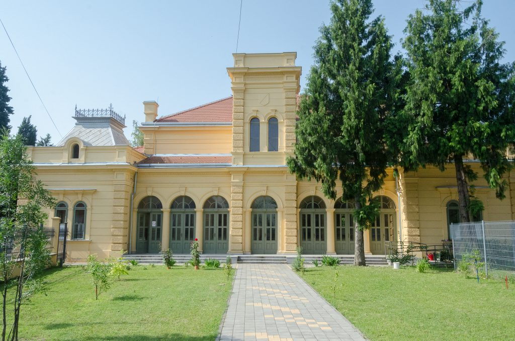 Castle Eđšeg Novi Sad