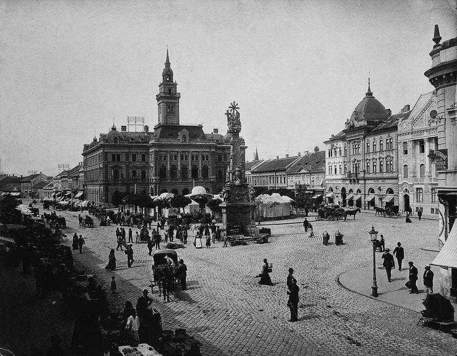 Novi Sad 1900.
