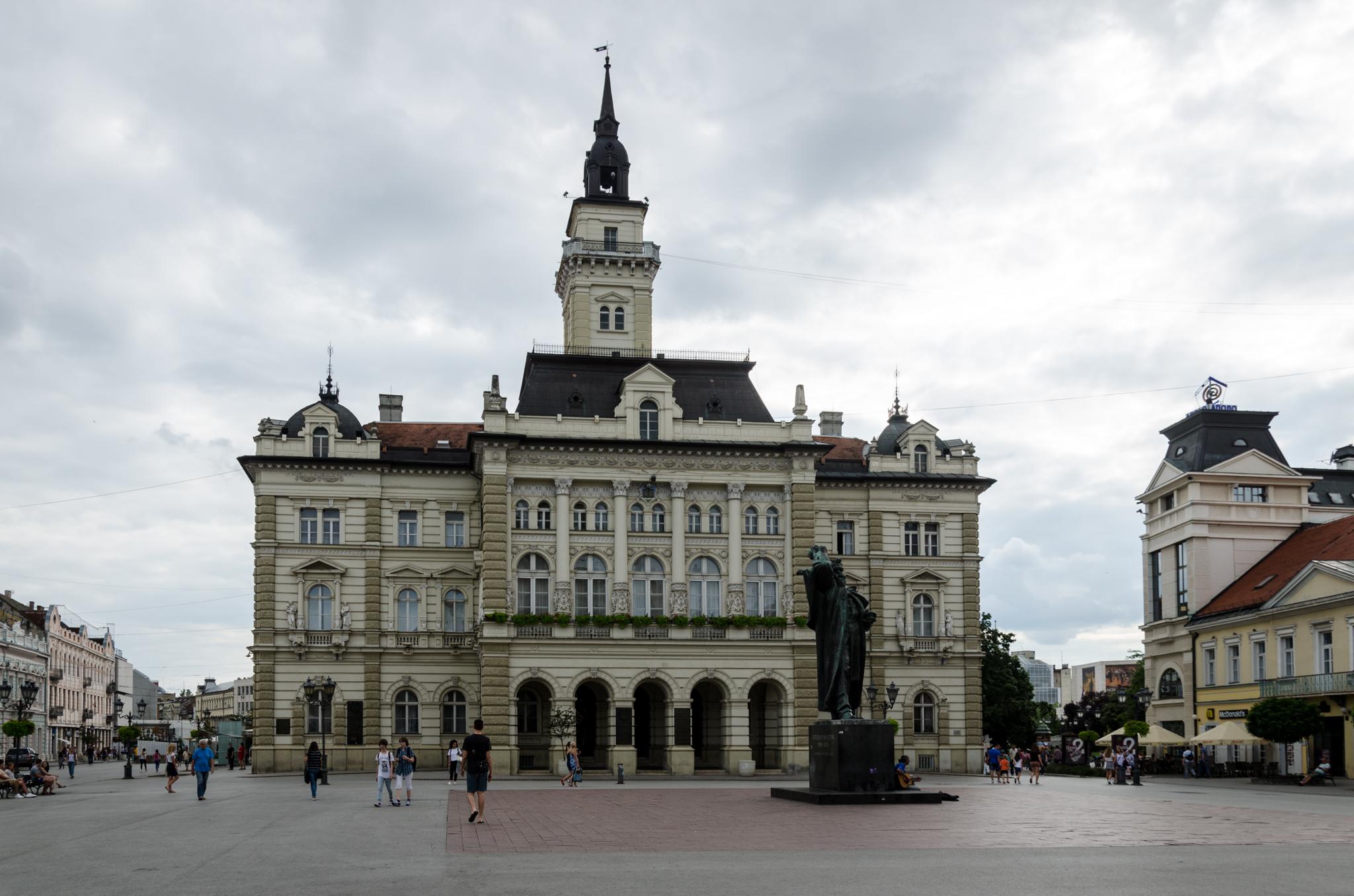 Gradska kuca Novi Sad