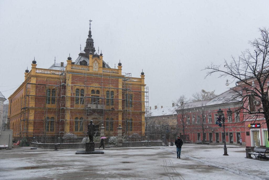 Sneg u Novom sadu 2021 21