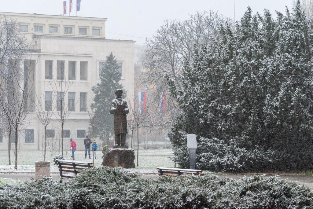 Sneg u Novom sadu 2021 3
