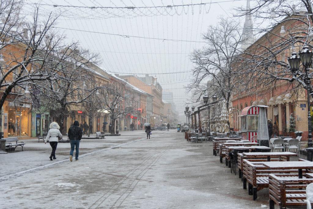 Sneg u Novom sadu 2021 4