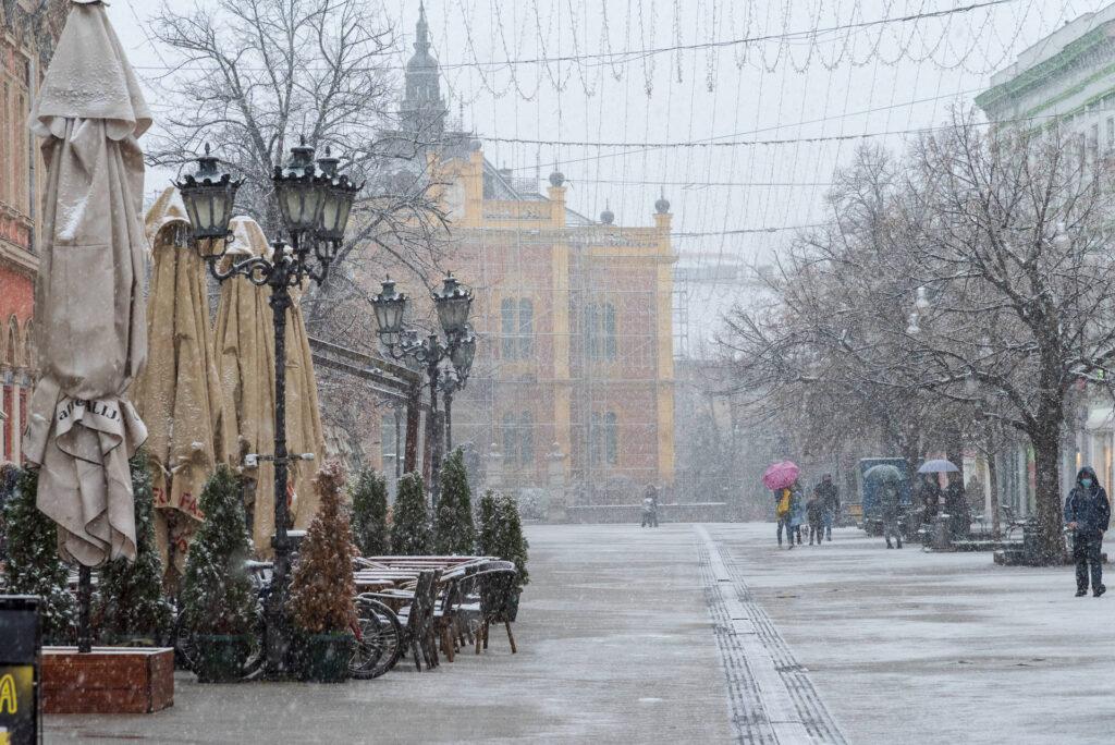Sneg u Novom sadu 2021 6