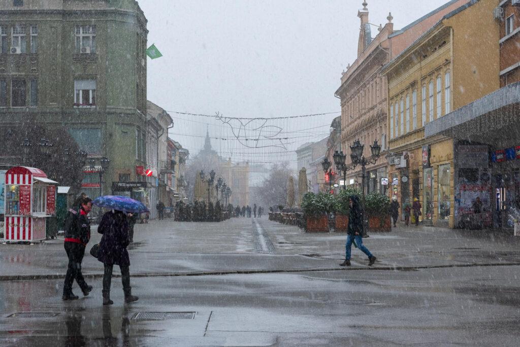 Sneg u Novom sadu 2021 7