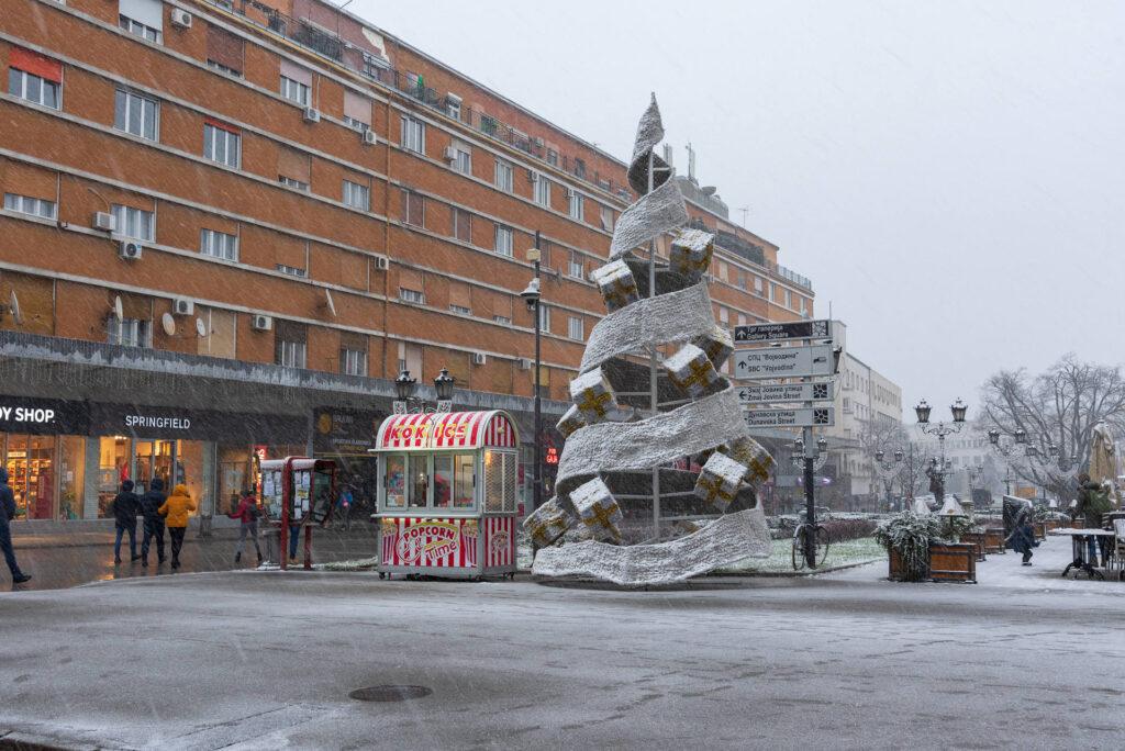 Sneg u Novom sadu 2021 9